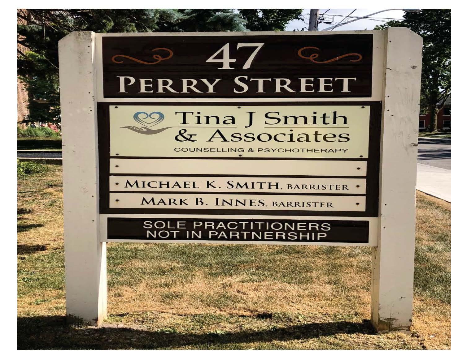Tina Smith before