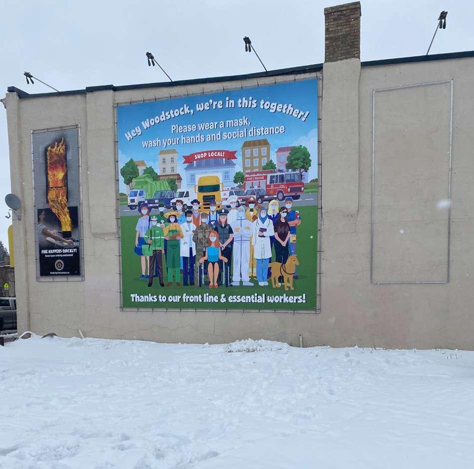 city-woodstock-banner-installed